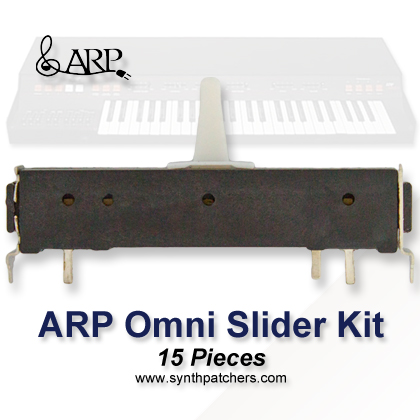 ARP Omni Slider Kit from Synth Patchers.