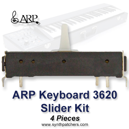 ARP Slider Kit from Synth Patchers.