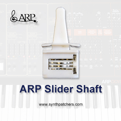 ARP Slider Shaft from Synth Patchers.